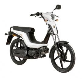 Bye Bike - One+ (Wit) (Euro 4) - inclusief kenteken & rijklaar maken !