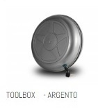 Neco Abruzzi - Toolbox (zilver)