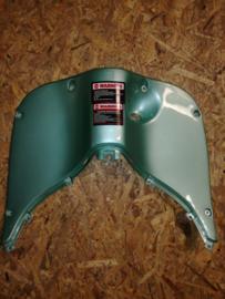 8 - Retro kappenset, Beenschild gelakt, kleur: Licht Groen (CNSY - 81132-SGA9-9000) - (VAK Z))