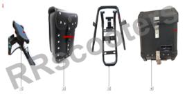 Nuon / Vattenfall (i-1) - Telefoon houder