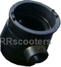 Neco Abruzzi 125cc EFI - Adaptor luchtfilter (nr.8) - (J08-11406-00)