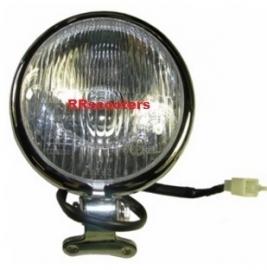 koplamp Retro compleet met steun (VAK C-60)