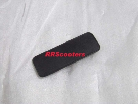 10 - Retro framenummer / chassisnummer afdekplaatje - STRUCTUUR - (VAK C-010)