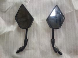 Spiegel set zwart