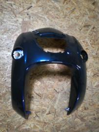 5 - Retro - kappenset, voorfront/voorkap, grote grille, kleur: donker blauw