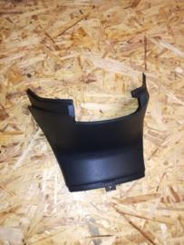 VOM - Xrace/F22 - zwarte kap voorzijde zadel - 83750-F22-9000 - (VAK Z-60.01)