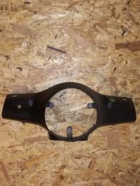 Kappen - China LX -  Stuurkap Koplamp - Kleur:  Mat Zwart / Mat Antraciet  - licht beschadigd - (VAK Z / 61-03)