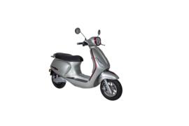 GTS E-Bravo - Aruba Silver / firenze red