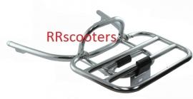 AGM LX - Achter klapdrager (chroom) (VAK A)