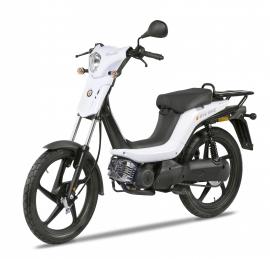 Bye Bike - One (wit) (Euro 4) - inclusief kenteken & rijklaar maken !