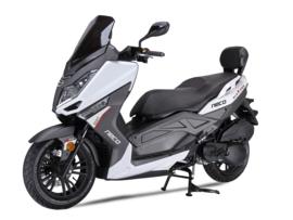 Neco Alexone - 125 cc. - White edition (Euro 4)