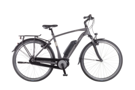 PUCH E-Stadtrad / Coal Black Matt / Men / 7 versnellingen