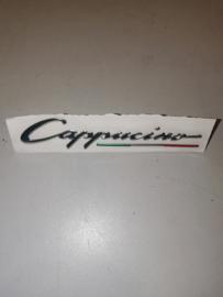 """GTS Cappucino - Sticker """"Cappucino"""" (VAK B-130B)"""