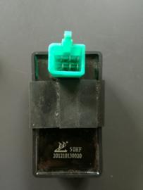Baotian - CDI 35 km/h - 10 inch. (VAK B-5)