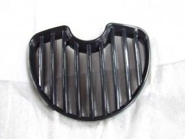 grille rooster zwart voor grote chromen grille buitenkant (VAK C-4)