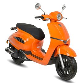 BTC Insetto - 125cc. - Oranje