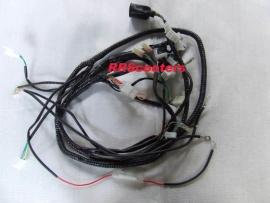 6 - electrische bedrading kabelboom (D-33)