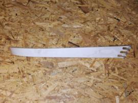 Kappen - China LX -  Side Skirt Rechts onder Achterscherm- Kleur: Wit (VAK Z / 61-01)