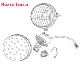 Razzo Lucca - Koplamp