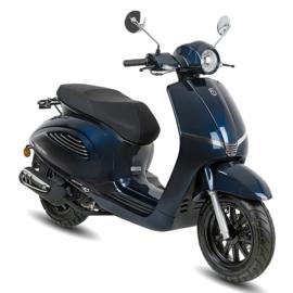 BTC Insetto - 125cc. - Donker Blauw