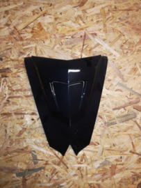 VOM - Xrace/F22 - Voorfront t.b.v. Voorkap - Zwart - (VAK Z-60.01)