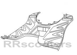 Razzo SR-50 / Voetplaat - QBM-42401-1000