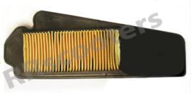 Sym Fiddle 2/3- Luchtfilterelement (nieuwe vorm) - (9M1186) (VAK B-150)
