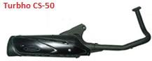Turbho CS-50 / Uitlaat - HT50QT-16-04-15