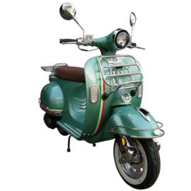 VOM Rome - Windscherm Hoog (helder) - 4073