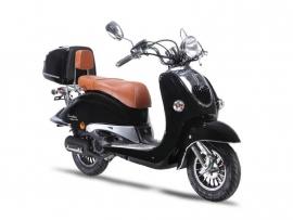 Neco Borsalino Due - Nero (125cc.) EFI (Euro 4)