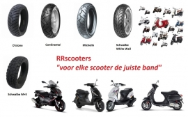 Michelin - Continental - Sava - D'stone - Schwalbe - enz.....