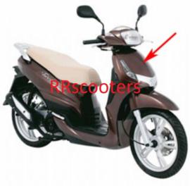 Peugeot Tweet - Voorscherm BOVEN (P_60505) - bruin j7 orig 801984j7