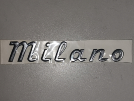 "Sticker ""Milano"" dome (16x3 cm) (VAK B)"