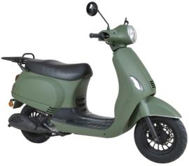 China LX - Kappenset compleet -  (kleur: mat groen)
