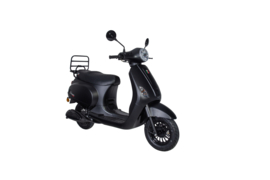 GTS Toscana Pure - Mat Carbon Black - Euro 4 - DELPHI INJECTIE