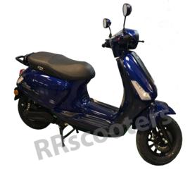 GTS E-Bravo - San Marino Blue