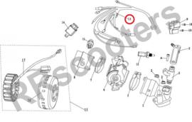 Neco Abruzzi 125cc EFI - EFI AUXILIARY WIRE (nr. 13) - (MJ08-11411-00)