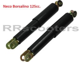 Neco Borsalino 125cc - Schokbreker-SET (VOOR) - M125T-E-010102