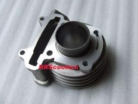 6A - Cilinder | 50cc. | GY6 | 39mm. | (COMPLEET) (VAK B-123 +(D-12)
