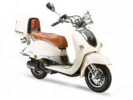 Neco Borsalino Due - Crema (125cc.) EFI (Euro 4)