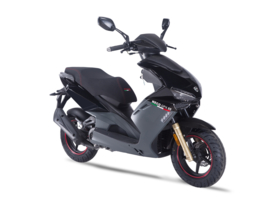 Neco GPX-50 (4-takt / AC) - kleur: Nero Corsa  (Euro 4)