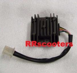 16 - gelijkrichter / spanningsregelaar (type: 3) (VAK B-16)