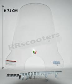 Btc Milano - Windscherm HOOG - (4221)