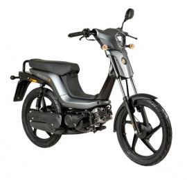 Bye Bike - One+ (Graphite) (Euro 4) - inclusief kenteken & rijklaar maken !