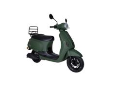 GTS Toscana Pure - Mat Army Green - Euro 4 - DELPHI INJECTIE