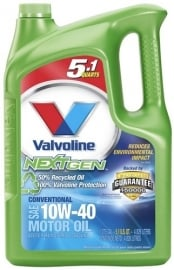 Valvoline NEXTgen motorolie (5 liter)