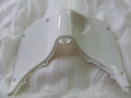 kappenset, beenschild gelakt, kleur wit  (VAK E-5)