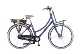 PUCH E-Rock (S) / Cotton Blue Matt / Lady / 7 versnellingen