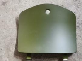 Kappen - China LX -  Deksel beenschild - Kleur:  Mat Groen (VAK Z / 61-15)