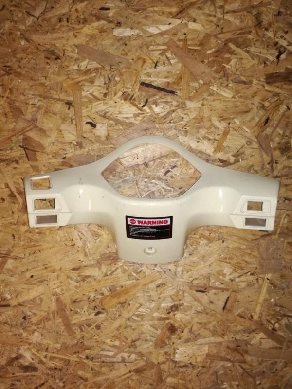 Kappen - China LX -  Stuurkap teller - Kleur: Ivory White (VAK Z / 61-02)